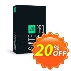 ACID Pro 365 Coupon discount 25% OFF ACID Pro 365 Dec 2020 - Special promo code of ACID Pro 365, tested in December 2020