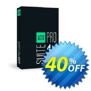 ACID Pro 10 Suite discount coupon 5% OFF ACID Pro Next 2020 - Special promo code of ACID Pro Next, tested in {{MONTH}}