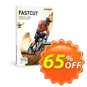 MAGIX Fastcut Plus Coupon discount 65% OFF MAGIX Fastcut Plus, verified. Promotion: Special promo code of MAGIX Fastcut Plus, tested & approved