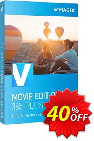 MAGIX Movie Edit Pro Plus discount coupon Exclusive: Discount Movie Edit Pro PLus - Buy MAGIX Movie Premium PRO Plus with discount