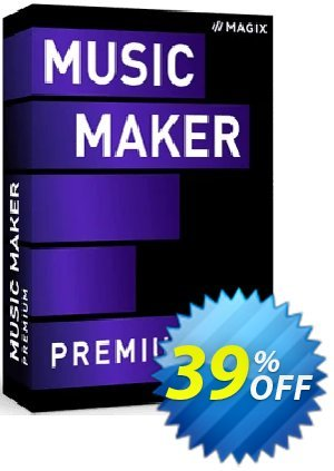 MAGIX Music Maker 2021 Premium Edition discount coupon Exclusive: MAGIX Music Maker 2020 Premium Edition - Buy MAGIX Music Maker 2020 Premium Edition with discount