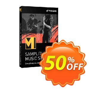 Samplitude Music Studio 2021 discount coupon 50% OFF Samplitude Music Studio 2020, verified - Special promo code of Samplitude Music Studio 2020, tested & approved