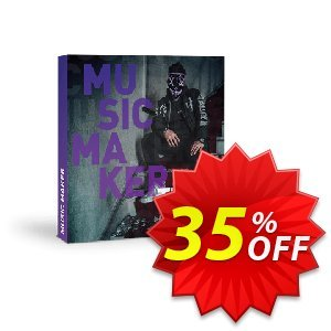 Music Maker Trap Edition discount coupon 35% OFF Music Maker Trap Edition, verified - Special promo code of Music Maker Trap Edition, tested & approved