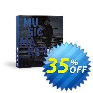 Music Maker Hip Hop Edition discount coupon 35% OFF Music Maker Hip Hop Edition, verified - Special promo code of Music Maker Hip Hop Edition, tested & approved