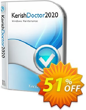 Kerish Doctor (License Key for 2 years) Coupon discount 51% OFF Kerish Doctor (License Key for 2 years), verified. Promotion: Hottest offer code of Kerish Doctor (License Key for 2 years), tested & approved