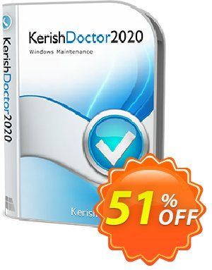 Kerish Doctor (License Key for 3 years) discount coupon 51% OFF Kerish Doctor (License Key for 3 years), verified - Hottest offer code of Kerish Doctor (License Key for 3 years), tested & approved