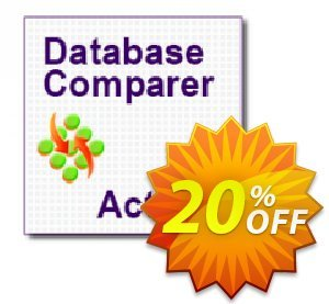Database Comparer ActiveX discount coupon 20% OFF Database Comparer ActiveX, verified - Staggering discount code of Database Comparer ActiveX, tested & approved
