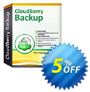 CloudBerry Backup for MS Exchange Coupon, discount Coupon code CloudBerry Backup for MS Exchange NR. Promotion: CloudBerry Backup for MS Exchange NR offer from BitRecover