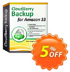 CloudBerry Drive Desktop Edition (annual maintenance) Coupon, discount Coupon code CloudBerry Drive Desktop Edition - annual maintenance. Promotion: CloudBerry Drive Desktop Edition - annual maintenance offer from BitRecover