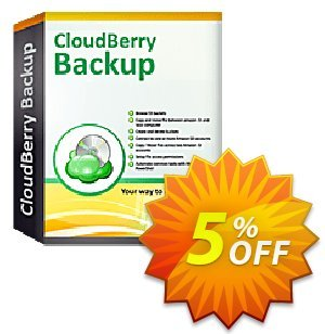 CloudBerry Backup for Mac NR discount coupon Coupon code CloudBerry Backup for Mac NR - CloudBerry Backup for Mac NR offer from BitRecover