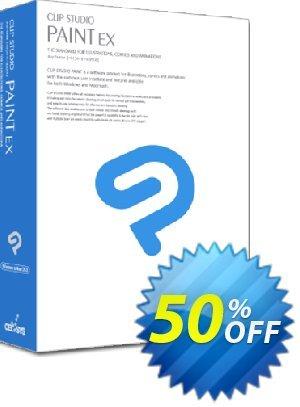 Clip Studio Paint EX discount coupon 50% OFF Clip Studio Paint EX, verified - Formidable discount code of Clip Studio Paint EX, tested & approved