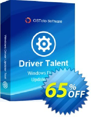 Driver Talent Pro discount coupon 61% OFF Driver Talent Pro, verified - Big sales code of Driver Talent Pro, tested & approved