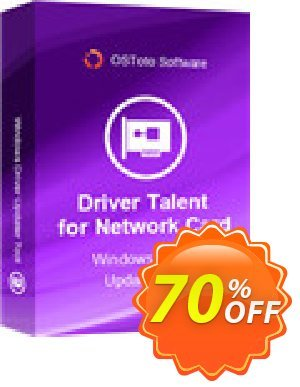 Driver Talent for Network Card Pro (5 PCs / Lifetime) discount coupon 70% OFF Driver Talent for Network Card Pro (5 PCs / Lifetime), verified - Big sales code of Driver Talent for Network Card Pro (5 PCs / Lifetime), tested & approved