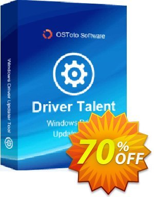 Driver Talent Pro (5 PCs / Lifetime) discount coupon 70% OFF Driver Talent Pro (5 PCs / Lifetime), verified - Big sales code of Driver Talent Pro (5 PCs / Lifetime), tested & approved