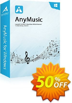AnyMusic for Mac 6-Month Subscription 交易