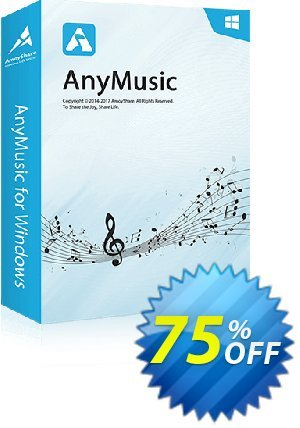 AnyMusic for Mac 6-Month Subscription 产品销售
