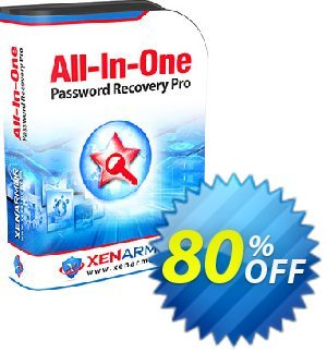XenArmor All-In-One Password Recovery Pro Coupon, discount Coupon code XenArmor All-In-One Password Recovery Pro Personal Edition 2020. Promotion: XenArmor All-In-One Password Recovery Pro Personal Edition 2020 offer from XenArmor Security Solutions Pvt Ltd
