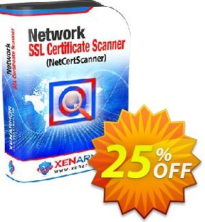 XenArmor Network SSL Certificate Scanner Coupon, discount Coupon code XenArmor Network SSL Certificate Scanner Personal Edition. Promotion: XenArmor Network SSL Certificate Scanner Personal Edition offer from XenArmor Security Solutions Pvt Ltd