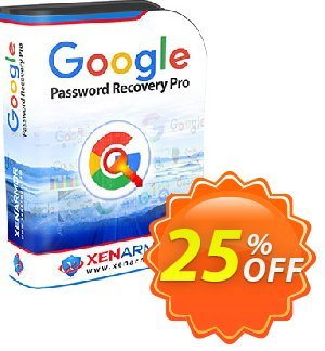 XenArmor Google Password Recovery Pro割引コード・Coupon code XenArmor Google Password Recovery Pro Personal Edition キャンペーン:XenArmor Google Password Recovery Pro Personal Edition offer from XenArmor Security Solutions Pvt Ltd