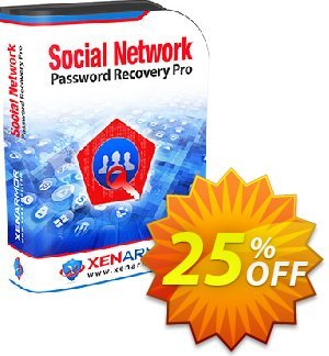 XenArmor Social Password Recovery Pro Coupon, discount Coupon code XenArmor Social Password Recovery Pro Personal Edition. Promotion: XenArmor Social Password Recovery Pro Personal Edition offer from XenArmor Security Solutions Pvt Ltd