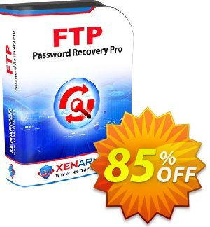 XenArmor FTP Password Recovery Pro 優惠券,折扣碼 Coupon code XenArmor FTP Password Recovery Pro Personal Edition,促銷代碼: XenArmor FTP Password Recovery Pro Personal Edition offer from XenArmor Security Solutions Pvt Ltd
