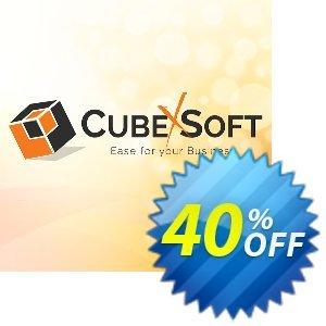 CubexSoft DXL to PDF - Technical License Offer 프로모션 코드 Coupon code CubexSoft DXL to PDF - Technical License Offer 프로모션: CubexSoft DXL to PDF - Technical License Offer offer from CubexSoft Tools Pvt. Ltd.
