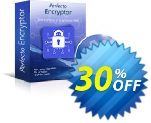 Perfecto Encryptor Coupon, discount Coupon code Perfecto Encryptor. Promotion: Perfecto Encryptor offer from Blackbird