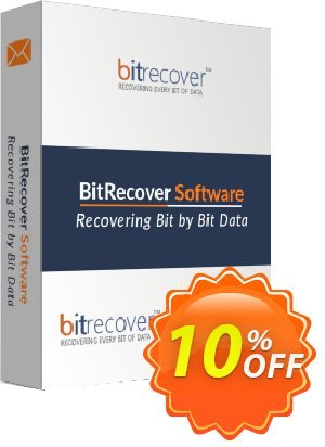 BitRecover EML to PDF Wizard Coupon, discount Coupon code EML to PDF Wizard - Personal License. Promotion: EML to PDF Wizard - Personal License offer from BitRecover