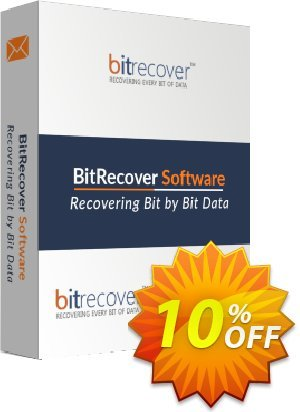 BitRecover EMLX Migrator - Migration License Customized 프로모션 코드 Coupon code EMLX Migrator - Migration License Customized 프로모션: EMLX Migrator - Migration License Customized offer from BitRecover