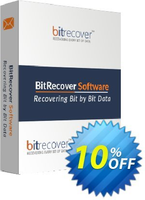 BitRecover QuickData EML Converter Coupon, discount Coupon code QuickData EML Converter - Standard License. Promotion: QuickData EML Converter - Standard License offer from BitRecover