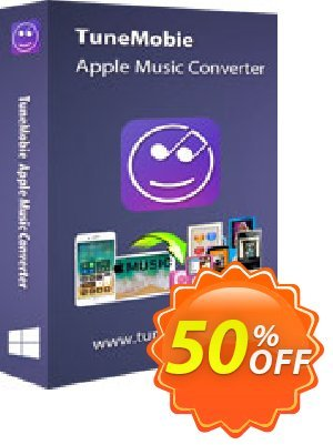 TuneMobie Apple Music Converter (Lifetime License) Coupon, discount Coupon code TuneMobie Apple Music Converter (Lifetime License). Promotion: TuneMobie Apple Music Converter (Lifetime License) Exclusive offer for iVoicesoft