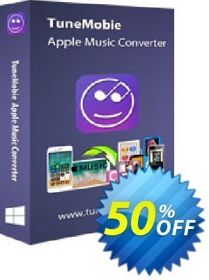 TuneMobie Apple Music Converter (Family License) Coupon, discount Coupon code TuneMobie Apple Music Converter (Family License). Promotion: TuneMobie Apple Music Converter (Family License) Exclusive offer for iVoicesoft