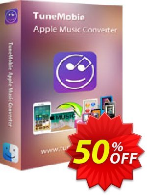 TuneMobie Apple Music Converter for Mac (Family License) discount coupon Coupon code TuneMobie Apple Music Converter for Mac (Family License) - TuneMobie Apple Music Converter for Mac (Family License) Exclusive offer for iVoicesoft
