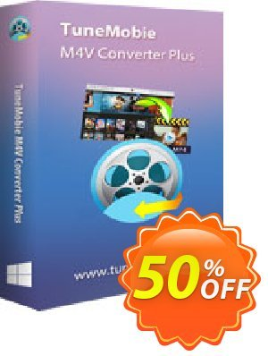 TuneMobie M4V Converter Plus (Lifetime License) Coupon, discount Coupon code TuneMobie M4V Converter Plus (Lifetime License). Promotion: TuneMobie M4V Converter Plus (Lifetime License) Exclusive offer for iVoicesoft