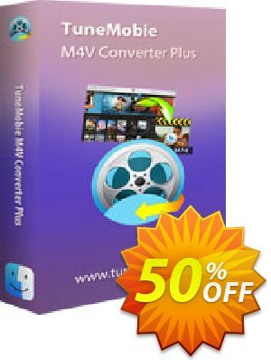 TuneMobie M4V Converter Plus for Mac (Lifetime License) Coupon, discount Coupon code TuneMobie M4V Converter Plus for Mac (Lifetime License). Promotion: TuneMobie M4V Converter Plus for Mac (Lifetime License) Exclusive offer for iVoicesoft