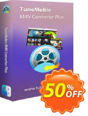 TuneMobie M4V Converter Plus for Mac (Family License) 프로모션 코드 Coupon code TuneMobie M4V Converter Plus for Mac (Family License) 프로모션: TuneMobie M4V Converter Plus for Mac (Family License) Exclusive offer for iVoicesoft