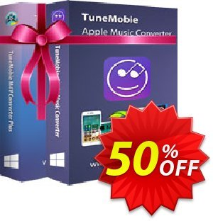 TuneMobie iTunes Converter Toolkit (Family License) Coupon, discount Coupon code TuneMobie iTunes Converter Toolkit (Family License). Promotion: TuneMobie iTunes Converter Toolkit (Family License) Exclusive offer for iVoicesoft