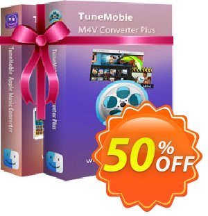TuneMobie iTunes Converter Toolkit for Mac (Family License) Coupon, discount Coupon code TuneMobie iTunes Converter Toolkit for Mac (Family License). Promotion: TuneMobie iTunes Converter Toolkit for Mac (Family License) Exclusive offer for iVoicesoft