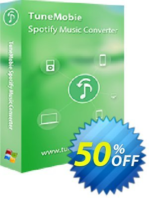 TuneMobie Spotify Music Converter (Family License) Coupon, discount Coupon code TuneMobie Spotify Music Converter (Family License). Promotion: TuneMobie Spotify Music Converter (Family License) Exclusive offer for iVoicesoft