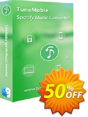 TuneMobie Spotify Music Converter for Mac (Lifetime License) Coupon, discount Coupon code TuneMobie Spotify Music Converter for Mac (Lifetime License). Promotion: TuneMobie Spotify Music Converter for Mac (Lifetime License) Exclusive offer for iVoicesoft