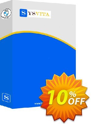 SysVita Outlook PST Recovery : Technician License 優惠券,折扣碼 Promotion code SysVita Outlook PST Recovery : Technician License,促銷代碼: Offer SysVita Outlook PST Recovery : Technician License special discount for iVoicesoft