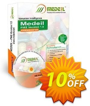 Vanuston MEDEIL Standard 優惠券,折扣碼 MEDEIL - STD EDITION (Pharmacy Software) Impressive discount code 2020,促銷代碼: Impressive discount code of MEDEIL - STD EDITION (Pharmacy Software) 2020
