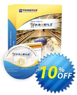 Vanuston PROBILZ Standard (Subscription/year) Coupon, discount PROBILZ-STD-Subscription License/year Exclusive promo code 2020. Promotion: Exclusive promo code of PROBILZ-STD-Subscription License/year 2020