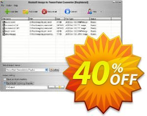 Aostsoft Image to PowerPoint Converter Coupon, discount Aostsoft Image to PowerPoint Converter Best offer code 2021. Promotion: Best offer code of Aostsoft Image to PowerPoint Converter 2021