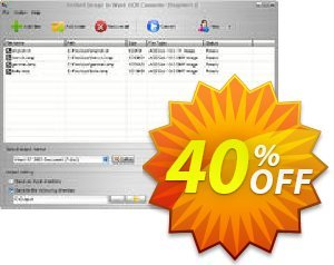 Aostsoft Image to Word OCR Converter Coupon, discount Aostsoft Image to Word OCR Converter Special discounts code 2021. Promotion: Special discounts code of Aostsoft Image to Word OCR Converter 2021