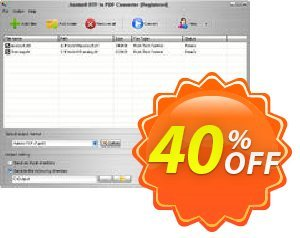 Aostsoft RTF to PDF Converter Coupon, discount Aostsoft RTF to PDF Converter Exclusive discounts code 2021. Promotion: Exclusive discounts code of Aostsoft RTF to PDF Converter 2021