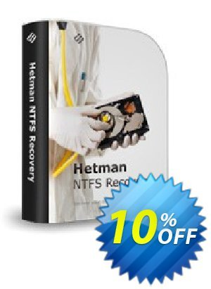 Hetman NTFS Recovery Coupon, discount Hetman NTFS Recovery Exclusive discounts code 2021. Promotion: Exclusive discounts code of Hetman NTFS Recovery 2021