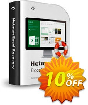 Hetman Excel Recovery 프로모션 코드 Hetman Excel Recovery Staggering discount code 2020 프로모션: Staggering discount code of Hetman Excel Recovery 2020