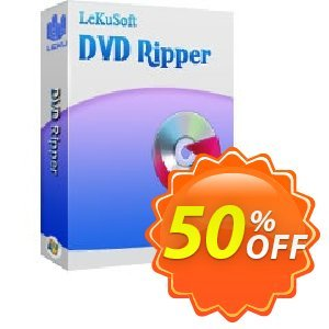 LeKuSoft DVD Ripper Coupon, discount LeKuSoft DVD Ripper Stunning discounts code 2020. Promotion: Stunning discounts code of LeKuSoft DVD Ripper 2020