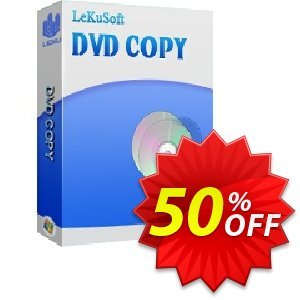 LeKuSoft DVD Copy Coupon, discount LeKuSoft DVD Copy Amazing discount code 2020. Promotion: Amazing discount code of LeKuSoft DVD Copy 2020
